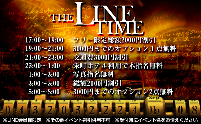 THELINETIME
