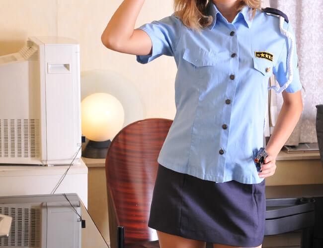 H-03:婦人警官