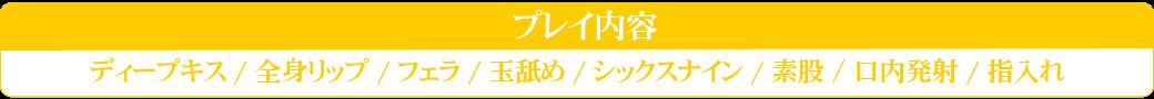 千葉風俗・千葉市発デリヘル風俗【キャンパスサミット千葉店】プレイ内容