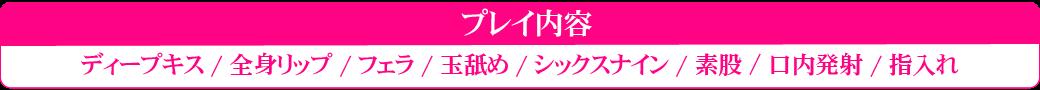 船橋・千葉・錦糸町のデリヘル・風俗なら【キャンパスサミット船橋店】プレイ内容